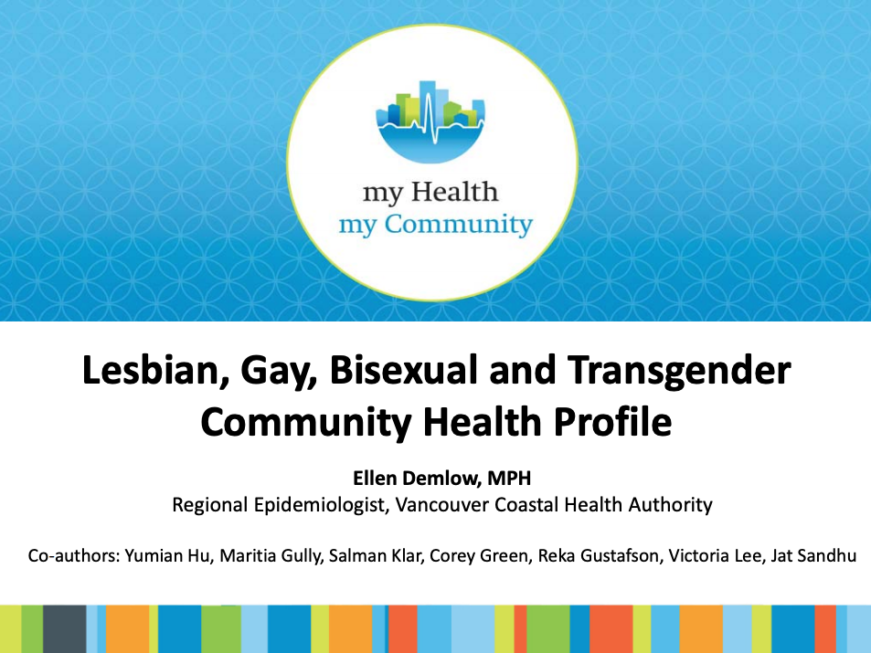 LGBT Community Health Profile